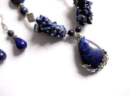 Set cadou lapis lazuli, set cadou femei 36646 poza mica